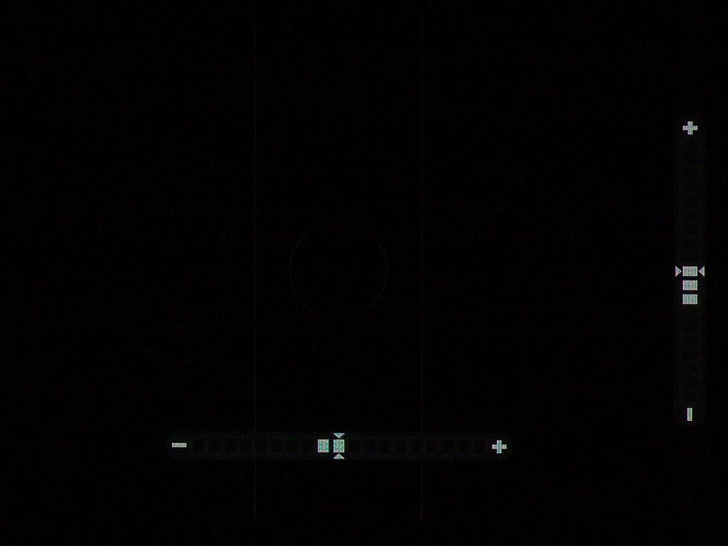 OM-D E-M5 Display (Level)